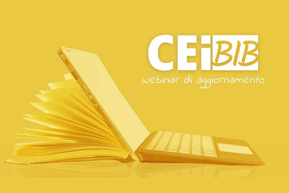 CEI-BIB – Webinar di aggiornamento sul modulo di movimentazione